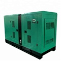 Silent diesel generator set power generator water powered generators 100kw/120KVA