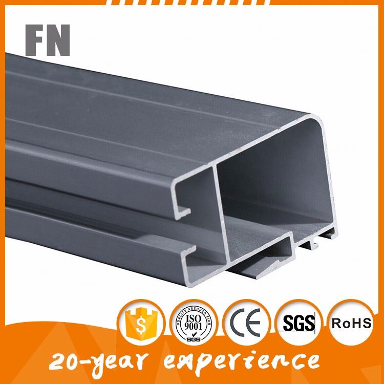 Standard and customized durable 6063 t5 aluminum awning window parts