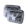 CE RoHs IP67 DOT 5x7 square led headlight for car truck