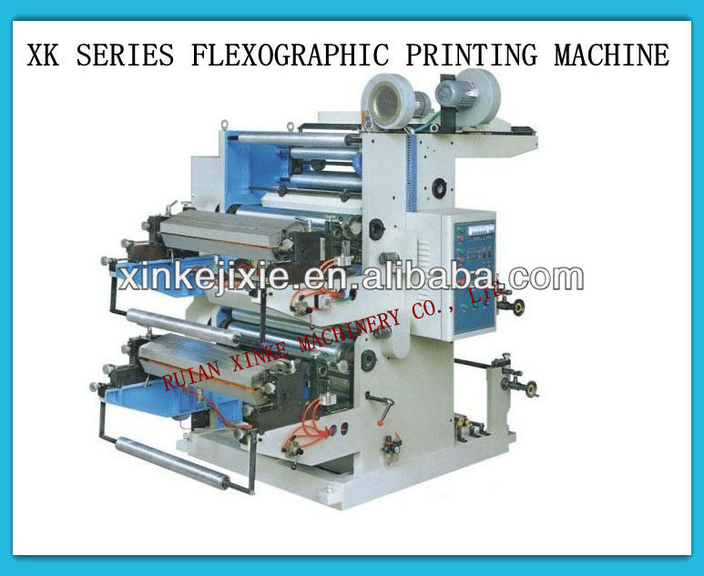 XINKE professional two color offset printing machine