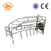 hot dipped galvanized farrowing crates for sales FOR PIG FACTORY