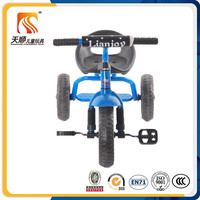 China trike toys 3 wheel tricycle 3 wheel kids pedal car factory sale