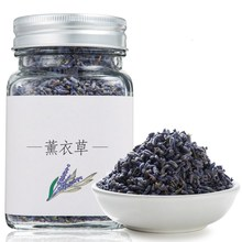Scented Purple Flower Flavor <strong>Tea</strong> GMP Certification 100% Natural Blended Dried Lavender <strong>Tea</strong>