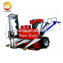 wheat and rice reaper binder and mini harvest machine from professional factory