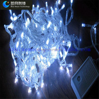 Hot Selling 10M 100 LED String Outdoor Decoration Holiday Tree LED Christmas String Light