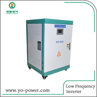 Yo power ROSH 30KW pure sine wave solar inverter