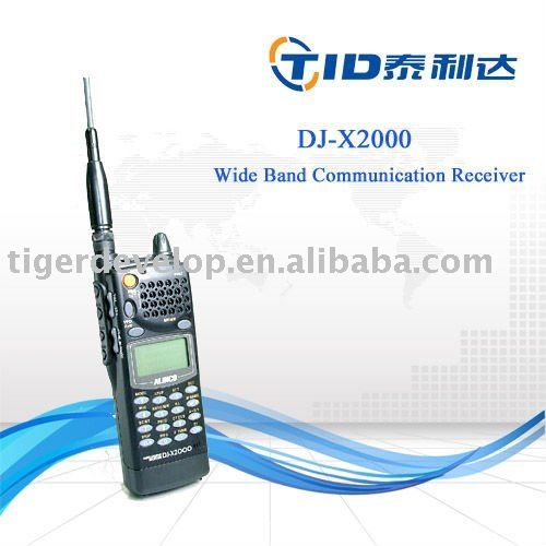 Olinco Wide Band Communication Receiver DJ-X2000
