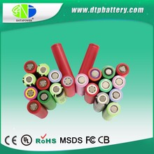 18650 lithium ion battery li-ion rechargeable battery 2000-3400mAh