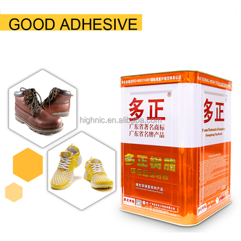 Good polyurethane adhesive for shoe making
