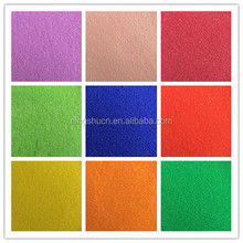 Orange Blue Green Red Pink Wedding Non-toxic Colored Dolomite Sand for Decoration