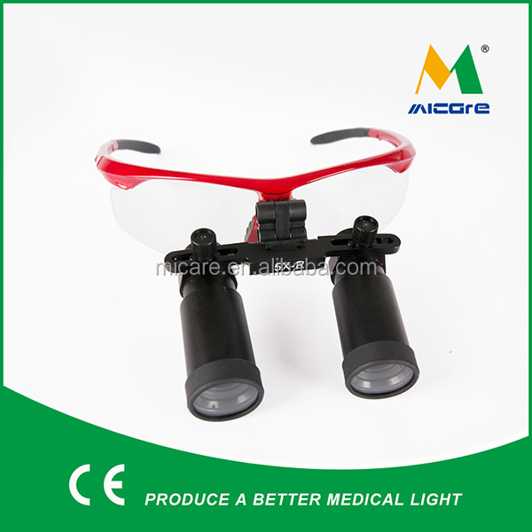 5.0X Neurosurgery Magnifying Glasses Magnifier Neurosurgery Loupes