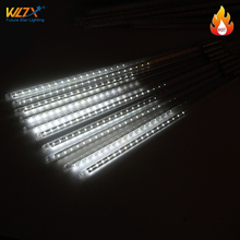 Snow Running LED Rain Drop Christmas Meteor Icicle Lights
