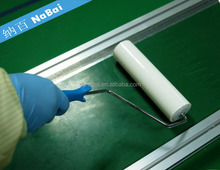 Industrial efficient lint and sticky roller for PCB/LCD/LED