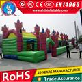 commercial giant inflatable amusement park, playground on sale