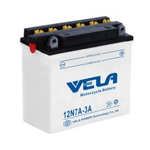 12n7a 3a motorcycle battery