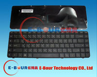 Arabic Notebook Keyboard for HP CQ56 CQ62 G56 G62 Laptop