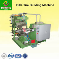 Motorcycle Tyre Building Machine / Tyre Forming Machine