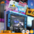 Mantong Newest version Initial D 5 Japanese simulate arcade racing game machine