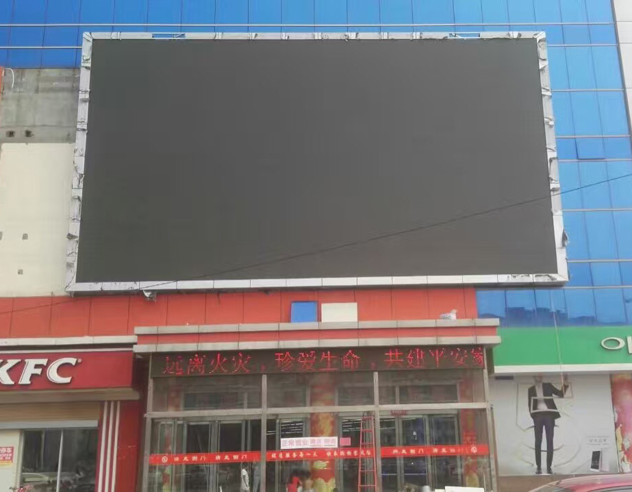 Full Color P6 P8 <strong>P10</strong> LED Display <strong>Modules</strong> Video Outdoor SMD LED billboard <strong>Advertising</strong> Led Display <strong>Panel</strong>