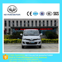 China mpv bus cars automobile with strong power and good performance