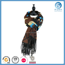 new arrival fashion woven shawl brand scarf