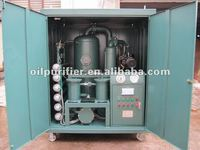 On-site continuous Transformer Oil Processing, High Vacuum Transformer Oil Purifier, Oil Filtration Plant