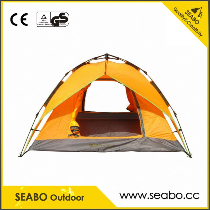 Custom waterproof wind resistant used awnings outdoor camping tents for sale