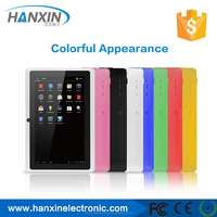 Made in Shenzhen China android tablet with WiFi, camera dual core CPU android tablet PC 7 inch