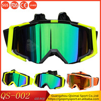 Double Lens TPU Frame Fashion Snow