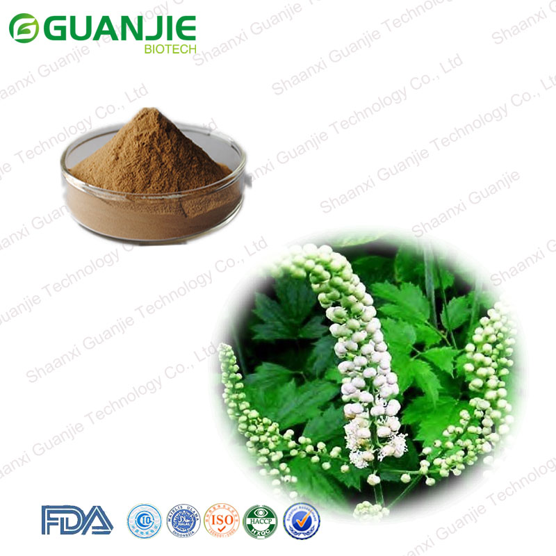 High Quality Pure Natural Black Cohosh Extract
