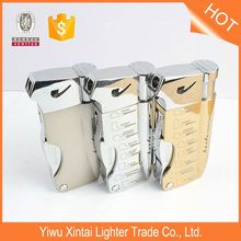 Top fashion attractive style leisure butane fuel refill lighter