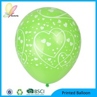 Butterfly 2015 High Quality Valentine's Day 100% Nature Latex Qualatex Balloons