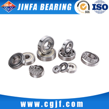 High Speed Low Noise Precision Sealed Bike or Ceiling Fan Deep Groove Ball Bearing 6201 rs 6201 2rs 6200 Series