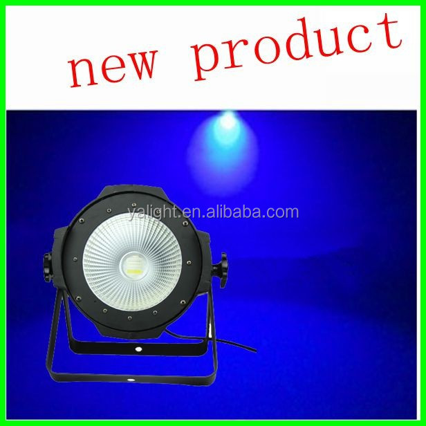 100W COB LED light Black light par can UV ultraviolate Light/2013 New Design 100w COB LED Par Light Activated Sound Module/Par l
