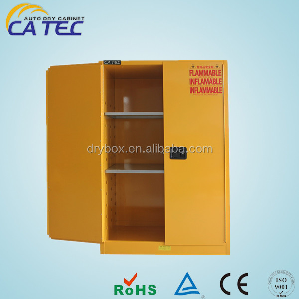 CATEC quality steel storage cabinet for flammable liquids: CFS-090