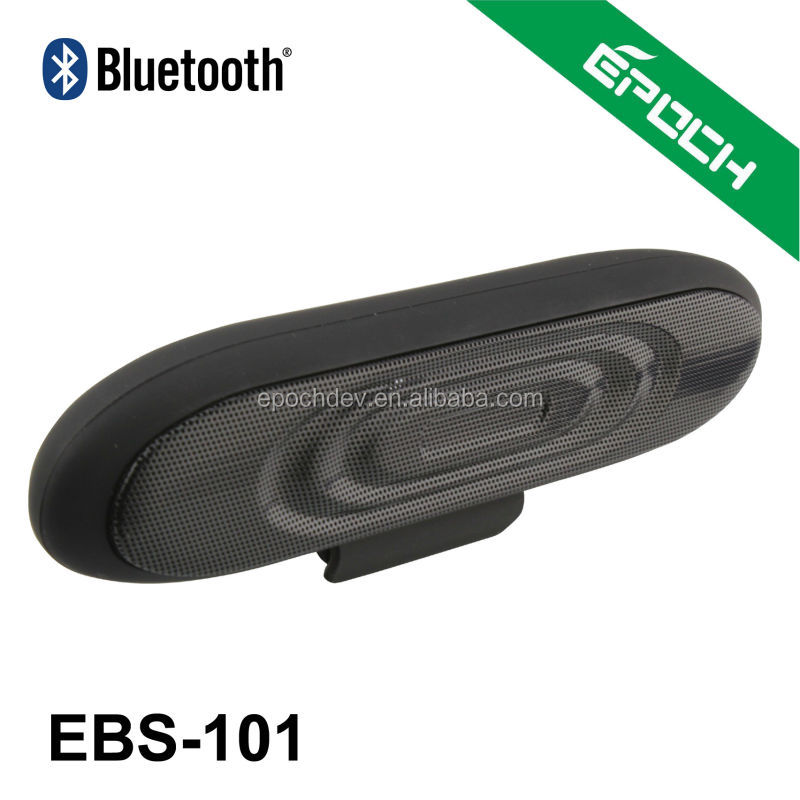 Portable Fashion Professional Wireless Hifi Bluetooth Speaker Phase Plug with a Multi-function Clip