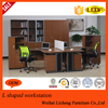 Factory Price 2 person MDF Office Table/Desk Hot Sale