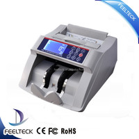 good price paper counting machine,euro banknote