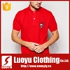 custom design polo shirt made in china promotion