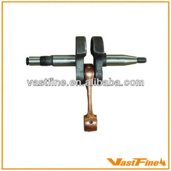 High quality chainsaw parts/chainsaw spares/ crankshaft fits husqvarna 362,365,371, 372 XP