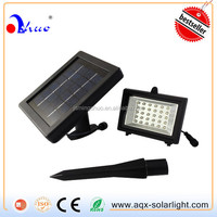 2W Solar Panle+Floodlight, Solar Garden Light