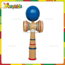 Wholesale best selling kids toy wooden kendama with best price W01A015