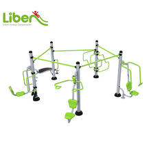 China Outdoor Adult Body Strong Fitness Equipment
