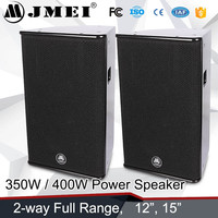 Full Range Two-way 8ohm Professional Loudspeaker Box Power Passive PA Speaker
