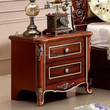 Home Furniture Bedroom Furniture Nightstand Mirrored Bedside Cabinet Bedroom