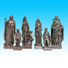 bronze antique religion resin statuary statues for sale