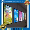 New Advertising Aluminum Snap Frame LED Backlit Light Box