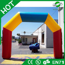 Durable outdoor event inflatable arch,halloween inflatable arch,inflatable promotional arch