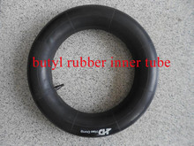 ISO 9001 certified butyl and natural rubber Motorcycle and tricycle Inner Tube 4.00-8 Valve TR13