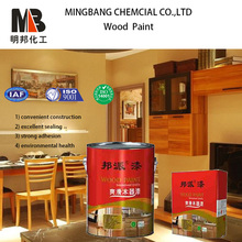 Polyurethane wood furniture coating paint